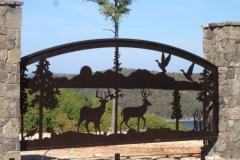 8' x 20' Deer Panel